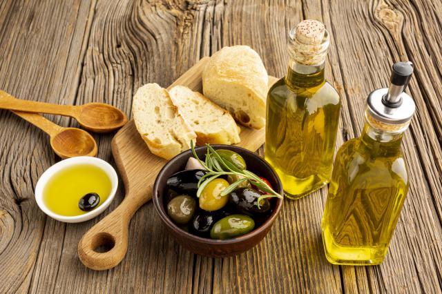Dieta Mediterranea - Olio